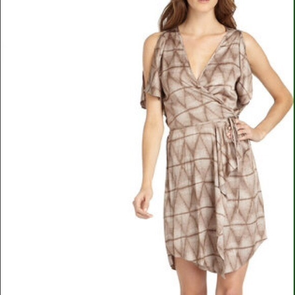 BCBGMaxAzria Dresses & Skirts - BCBGmaxazria Holden wrap dress